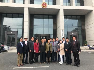 韩国清州市议会代表团访锡